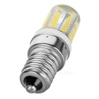 E14 3W 3000K 140lm 64-SMD 3014 LED Warm White Light Corn Lamp (AC 220V)