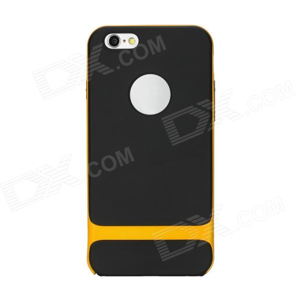 "ROCK RK-ip6R Royce Series Protective PC + TPU Back Case for 4.7"" IPHONE 6 - Orange"