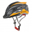 NUCKILY PB02 Fixed Gear Bike Bicycle Cycling Safety Helmet - Matte Yellow
