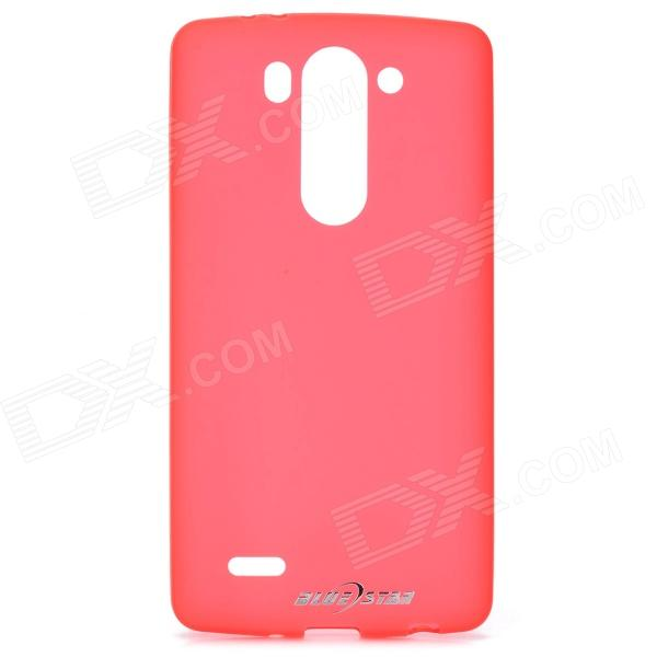 Protective PVC + TPU Case for LG G3 MINI - Red