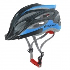 NUCKILY PB02 Fixed Gear Bike Bicycle Cycling Safety Helmet - Matte Blue