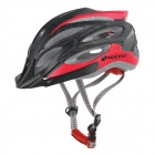 NUCKILY PB02 Fixed Gear Bike Bicycle Cycling Safety Helmet - Matte Red