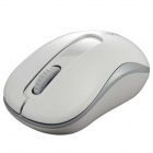 Rapoo M218 Optical 2.4GHz Wireless Mouse - White