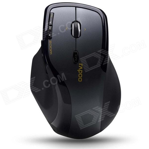 Rapoo M765 2.4Ghz Wireless Optical Mouse - Back
