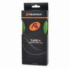 NUCKILY R007 Bike Bicycle PU Carbon Fiber Handlebar Tape Belt Wrap - Green