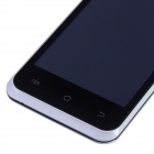 "Tiger S42 Android 4.2.2 Dual-Core WCDMA Phone w / 4.0 ""écran, Bluetooth, double caméra, GPS - Blanc"