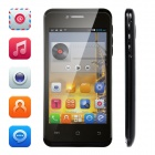 "Tiger S42 Android 4.2.2 Dual-Core WCDMA Phone w/ 4.0"" Screen, Bluetooth, Dual Camera, GPS - Black"