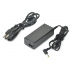 60W 3.16A 19V Power Adapter for Fujitsu Laptop - Musta (AC 100 ~ 240V)