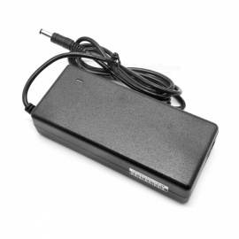 High-Quality 90W 19V 4.74A Power Adapter w/ AC Power Cable for Toshiba Laptops - Black (100~240V)