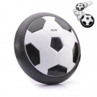 NEJE Air Power Soccer Disc Multi-Surface Hovering And Gliding Creative Novelty Toy - Black + White