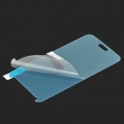 Premium 0.3mm Tempered Glass Clear Screen Guard Protector for Samsung Galaxy S5 - Light Blue