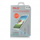 Premium 0.3mm Tempered Glass Clear Screen Guard Protector for Samsung Galaxy Note 3 - Light Blue