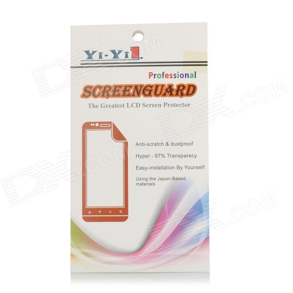 Protective PET Clear Screen Guards Protectors for Sony Xperia Z2 Mini - Transparent (5 PCS)