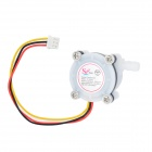 "S401 1/4"" Water Flow Sensor for Dispenser / Coffee Machine - White"
