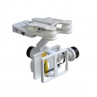 Walkera G-2D Brushless Plastic Camera Gimbal for iLook iLook / GoPro Series - White