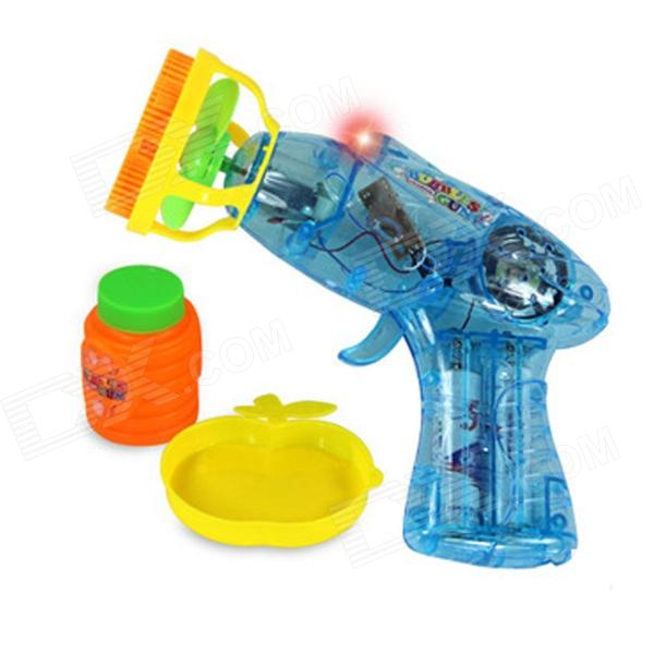 how to make bubble gun work