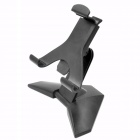 Multifunctional Universal Car Mount Holder for Tablet PC - Black