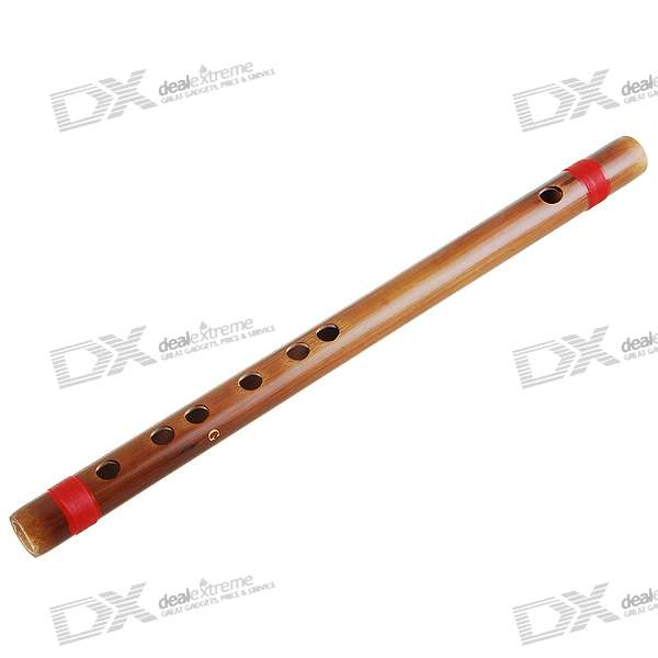 Traditional Handcrafted Bamboo Flute (G-Key)