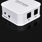 NEWKENG NK-TO31 3 x 1 SPDIF / Toslink Digital Optical Áudio interruptorer - Branco