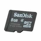 Genuine SanDisk MicroSD/TransFlash TF Memory Card (8GB)