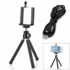 Mini Plastic Tripod for Cell Phone