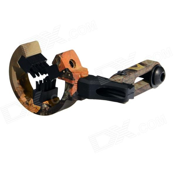 TP811C Archery Capture Brush Arrow Rest - Camouflage