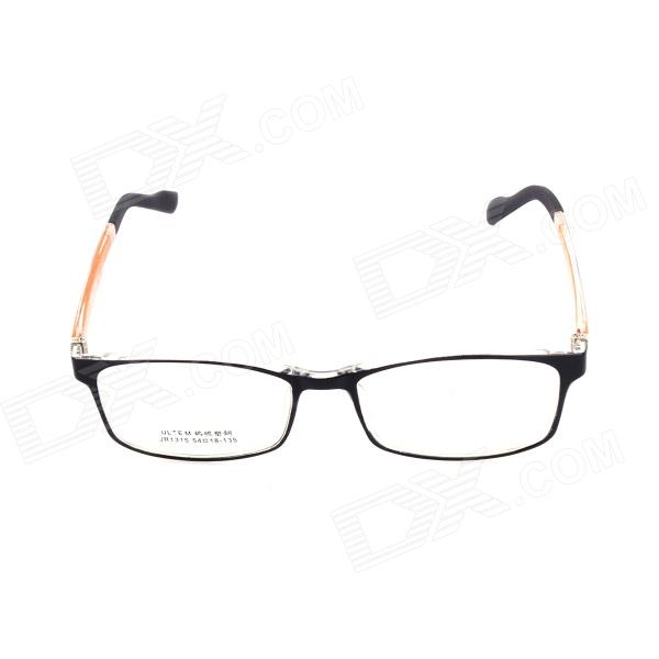 sys0068-pc-radiation-protection-glasses-myopic-glasses-frame-black-orange