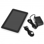 "Megafeis M706 7"" IPS Quad-core Android 4.1 Tablet PC w/ ROM 8GB, Wi-Fi - White + Black"