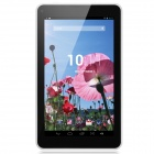 "Megafeis M700Plus 7"" Android 4.2.2 Dual-core Tablet PC w/ ROM 8GB, Wi-Fi, GPS - Black + White"