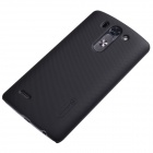 NILLKIN Matte Protective PC Back Case for  LG G3 Beat - Black