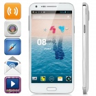 "Star F900 Android 4.0 Octa-core WCDMA Bar Phone w/ 5.0"" Screen, ROM 16GB, Wi-Fi and GPS - White"