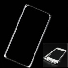 Protective Aluminum Alloy Bumper Frame Case for IPHONE 5 / 5S - Silver + Black