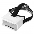 "ColorCross Universal Virtual Reality 3D Video Glasses for 3.5~6"" Smartphones - White"