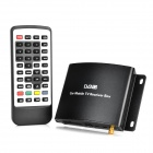 WB-8088  HD DVB-T2 Car TV Receiver Box w/ HDMI / USB / AV Out / CVBS/ YCbCr - Black