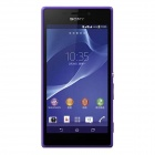 "Sony S50h Dual Sim 3G WCDMA Handy w / 4,8 ""Quad-Core, 1,2 GHz Android 4.3,1GB RAM, 8 GB ROM - Purple"