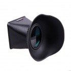 "Vfinder LVF-3.0 3.0"" (4:3) LCD Monitor Viewfinder for Camera - Black"