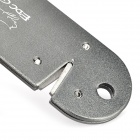 EDCGEAR YG8 Aluminum + Tungsten Steel Knife Sharpener / Whetstone - Blackish Grey