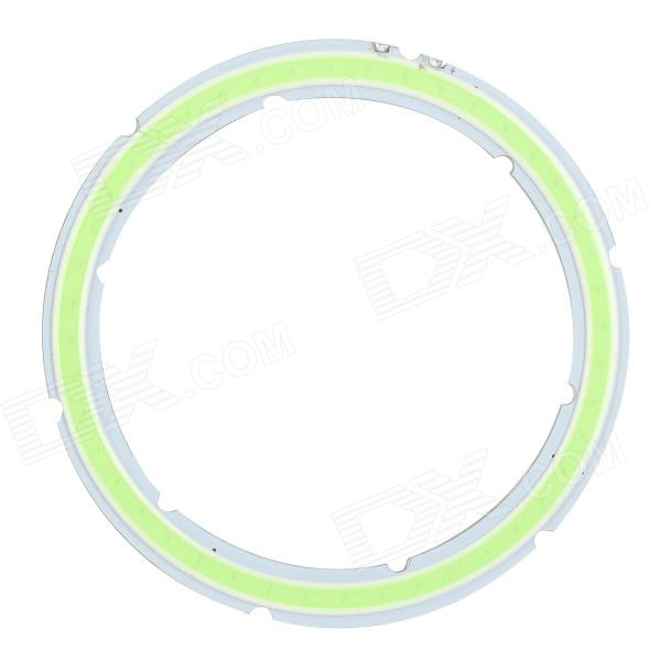 JRLED 12W 400lm 495nm 44-COB LED Ice Blue Light Module - Light Green (DC 12V)