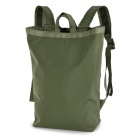 EDCGEAR Outdoor Sports Practical Lightweight Cordura Double Shoulder Bag Backpack - Army Green