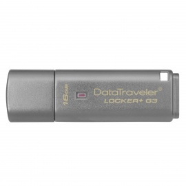 Kingston Digital DTLPG3/8GB 8GB Data Traveler
