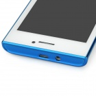 "Z9005 Dual-core Android 4.4 WCDMA Bar Phone w/ 4.0"" Screen, Wi-Fi and Bluetooth V3.0 - White + Blue"