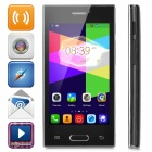 "Z9005 Android 4.4 Dual-core WCDMA Bar Phone w/ 4.0"" Screen, Wi-Fi and GPS - Black"