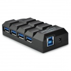 USB 3.0 4-Port HUB w/ Indicator Light