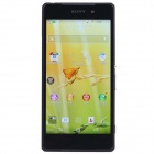 "SONY Z2 L50u 5.2"" Android 4.4 Quad Core 4G Cell Phone w/ 3GB RAM, 16GB ROM, 20.7MP Cam - Black"