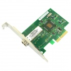 Winyao WY576-F1 PCI-E X4 Gigabit Fiber Server Network Card Adapter - Green