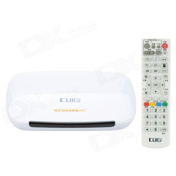 Cuigi AK7 Android 4.2 Dual Core Google TV Player w/ 4GB ROM, Wi-Fi , Remote Control, 2.0MP Camera