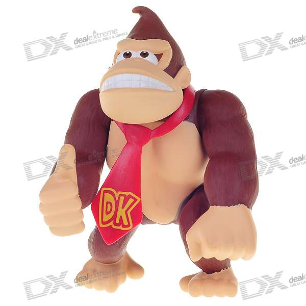 Cute Super Mario Figure Display Toy - Donkey Kong