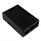 ABS Case / Box for Raspberry Pi 2 Model B & Raspberry Pi B+ - Black