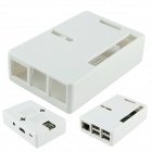 ABS Case / Box for Raspberry PI B+ - white