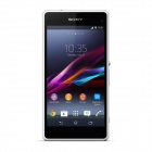 "Sony Xperia Z1 Mini  Quad-Core Android 4.3 WCDMA Bar Phone w/4.3""HD,20.7MP,2GB+16GB,GPS - White"